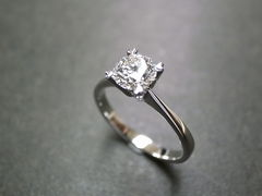 0.60ct Engagement Diamond Ring - product images 2 of 5
