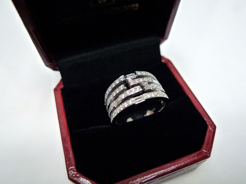 Diamond Wedding Ring - product image