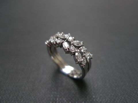 Two,Marquise,Diamond,Wedding,Rings,Jewelry,Ring,engagement_ring,diamond_band_ring,eternity_band,personalized_jewelry,classic_ring,custom_made_jewelry,marquise_diamond,wedding_diamond_ring,marquise_shape_ring,marquise_ring,diamond_wedding_ring,engagement_diamond,diamond_ring,diamond,14k yel
