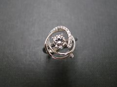 0.40ct DIAMOND IN MOTION RING - product images 2 of 5