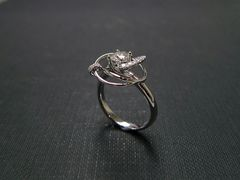 0.40ct DIAMOND IN MOTION RING - product images 3 of 5