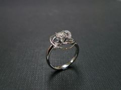 0.40ct DIAMOND IN MOTION RING - product images 5 of 5