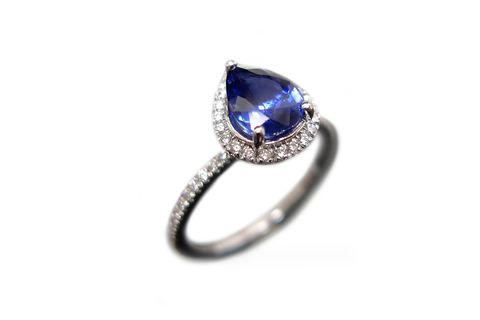 Blue,Sapphire,Diamond,Ring,Weddings, Jewelry, Ring, wedding band, anniversary, engagement ring, classic band ring, diamond band ring, diamond ring, blue sapphire ring, wedding diamond ring, diamond wedding ring, engagement diamond, diamond engagement, marquise shape, thin band