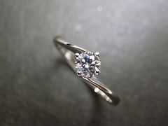 0.30ct Diamond Engagement Ring - product images 3 of 5