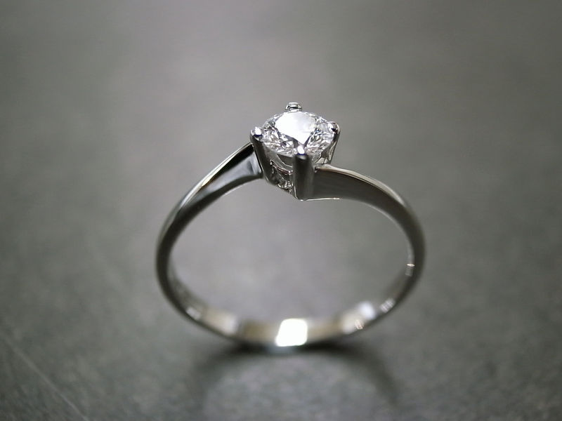 0.30ct Diamond Engagement Ring - product image