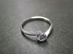 0.30ct Diamond Engagement Ring - product images 5 of 5