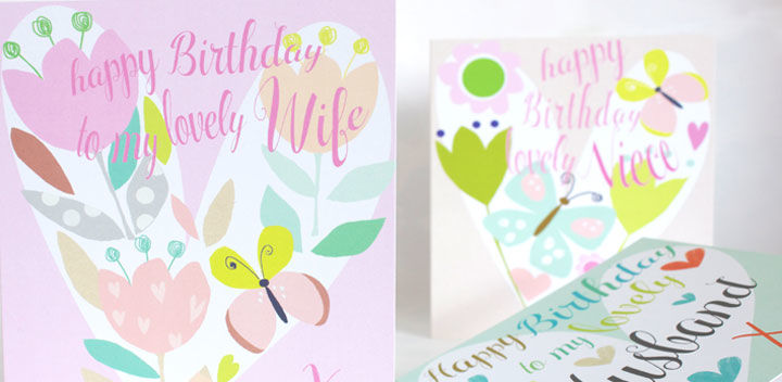 buy birthday cards for female relations online