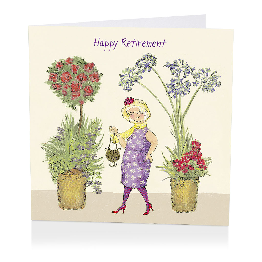 Printable Happy Retirement Card | just b.CAUSE