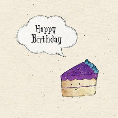Slice,Of,Cake,Birthday,Card,buy birthday card birthday cards online, buy birthday cards with cake online, slice of cake birthday cards, birthday cards for her, birthday cards for him