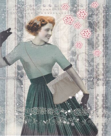 Lady,&,Handbag,Blank,Greetings,Card,buy blank greetings cards online, buy art greetings cards online, buy gifts blank greetings card, buy presents blank greetings card, vintage