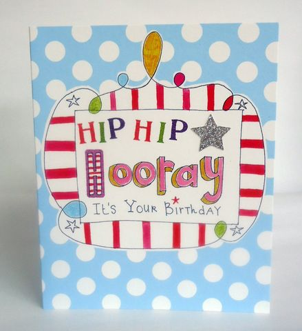 Hip,Hooray,Birthday,Card,buy boys birthday cards online, buy hip hio hooray birthday cards online, buy birthday cards for him online, male birthday cards, mens birthday card, birthday cards for children, childs birthday card