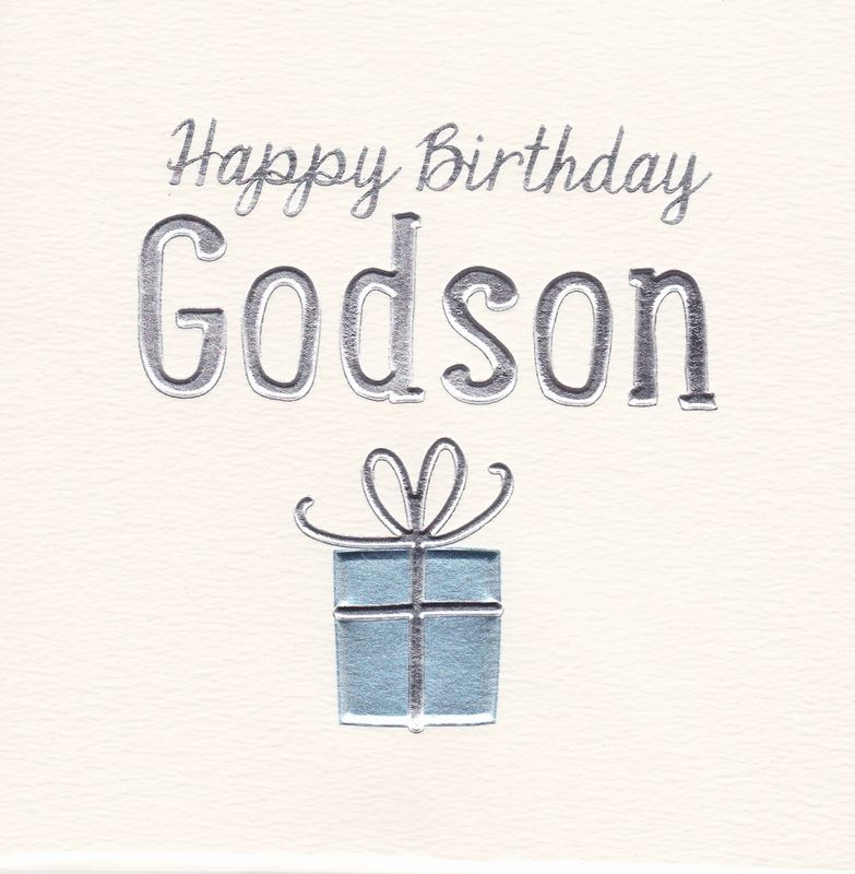 Happy birthday godson birthday card karenza paperie happy birthday godson birthday card product images of m4hsunfo