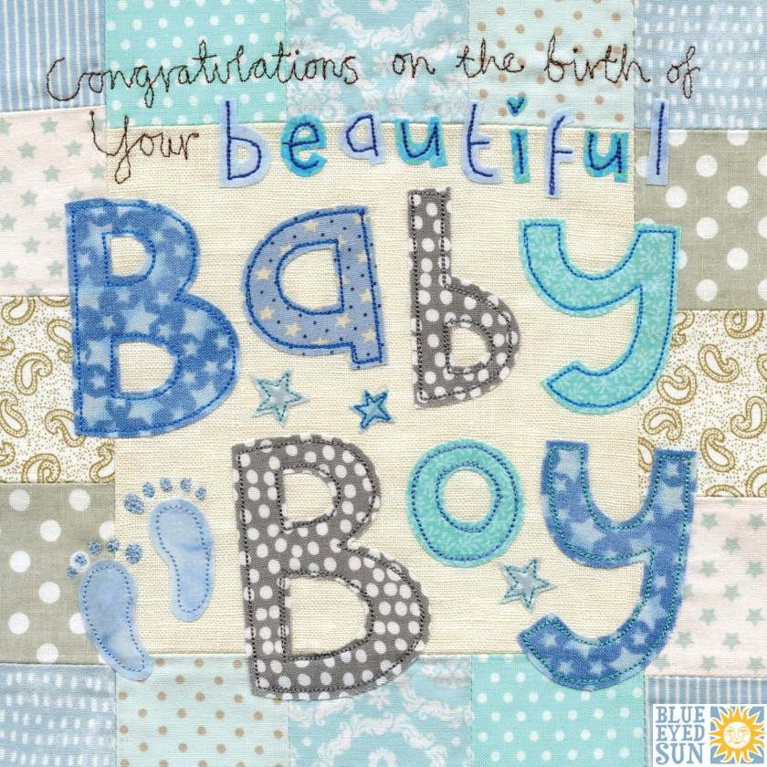 Congratulations on the birth of your beautiful Baby Boy ...