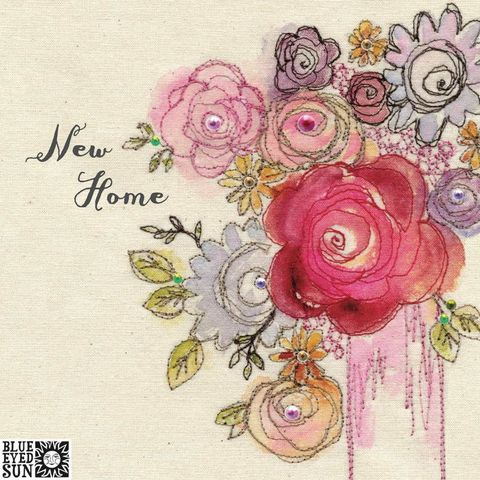 Flowers,New,Home,Card,buy pretty new home card online, buy card for new house online, female new home cards, buy floral new home card, buy welcome to your new home card online with flowers