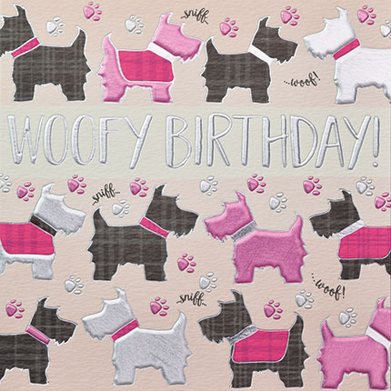 birthday cards for her from Karenza Paperie