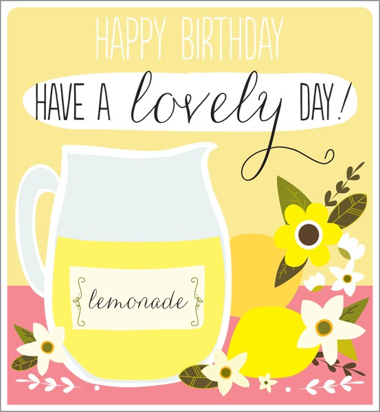 buy summer birthday cards online from karenza paperie god-daughter godchild godchildren godson cards
