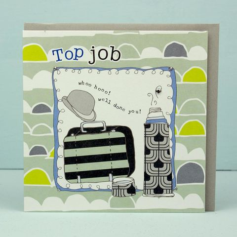 Top,Job,Congratulations,Card,buy congratulations on your new job cards online, well done on your job card, good luck in your new job card for hiim, buy new job cards online, buy congratulations well done cards online