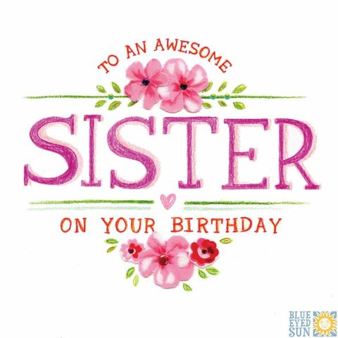 To,An,Awesome,Sister,On,Your,Birthday,Card,buy birthday cards for sisters online, buy sister birthday card online, buy wonderful sister birthday cards online, cards for sisters, sis birthday card, birthday cards for sis, heels birthday card, shoes birthday card for sister, stiletto birthday cards