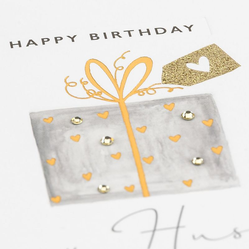 Hand finished to my husband birthday card karenza paperie hand finished to my husband birthday card product images of bookmarktalkfo Image collections