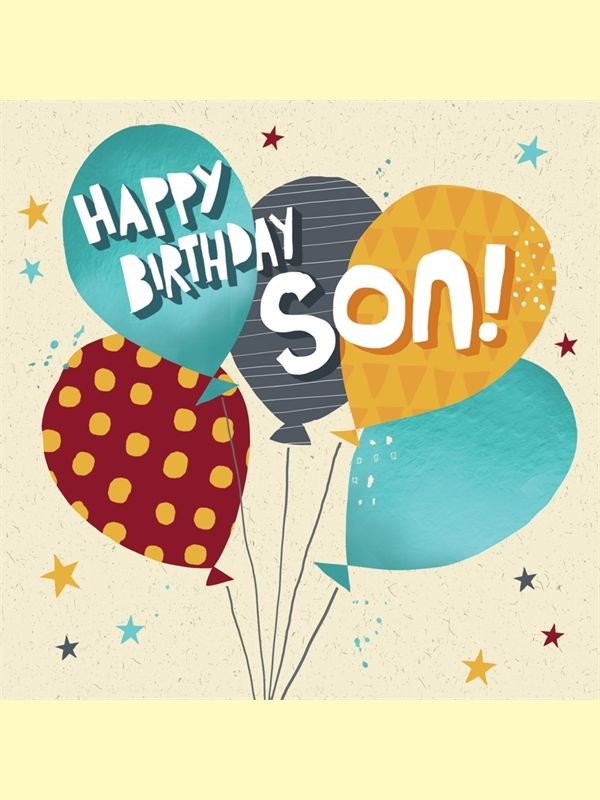 son birthday card~birthday card son~birthday cards~cute birthday cards~