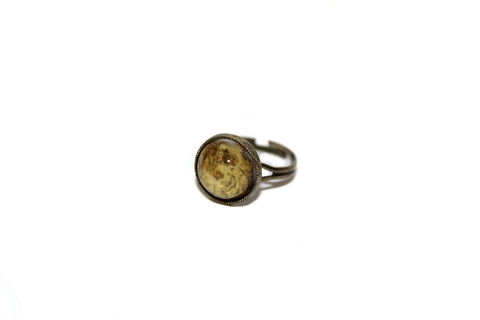 Small,Gold,Map,Ring