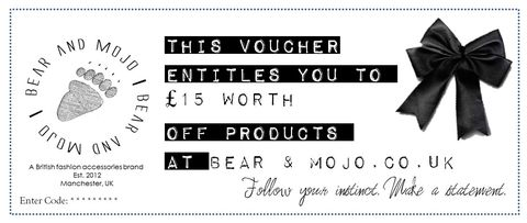 Bear,and,Mojo,GIFT,VOUCHER,15,bearandmojo, bear and mojo, gift voucher