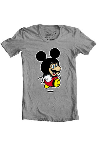Mario,Mickey,Mouse,Suit,mario mickey mouse, mickey mouse, mario, broken bank clothing, mario suit, mario mickey mouse suit