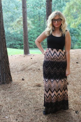 Fall's,Favorite,Maxi