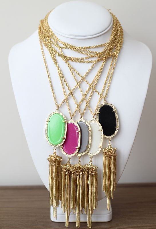 The Quinn Necklace Molly Suzanne
