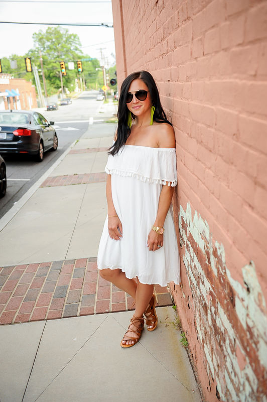 Summer Loving Dress - White - product images  of