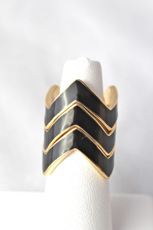 Chevron Ring - product images