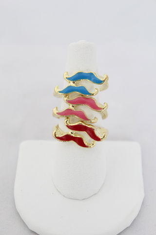 Mustache,Ring,-,More,Colors