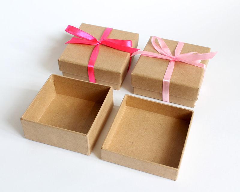 & Kraft Gift Box - Cissy Pixie