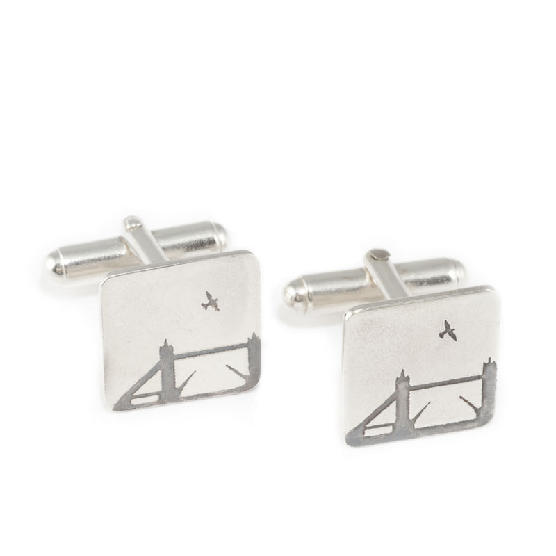 Tower Bridge Cufflinks - product images