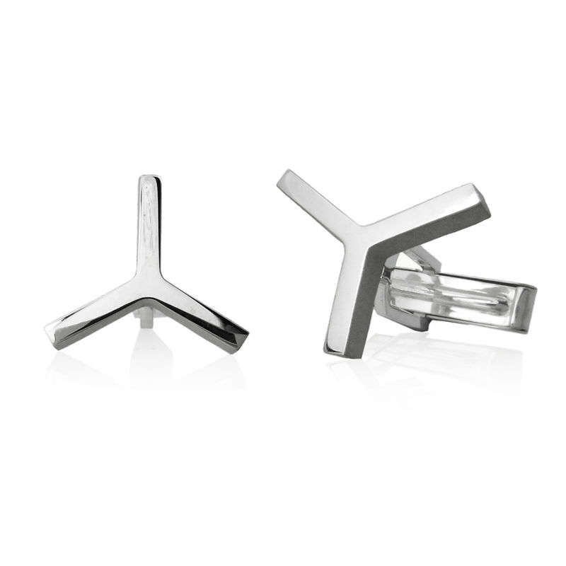 'YY' cufflinks - product images