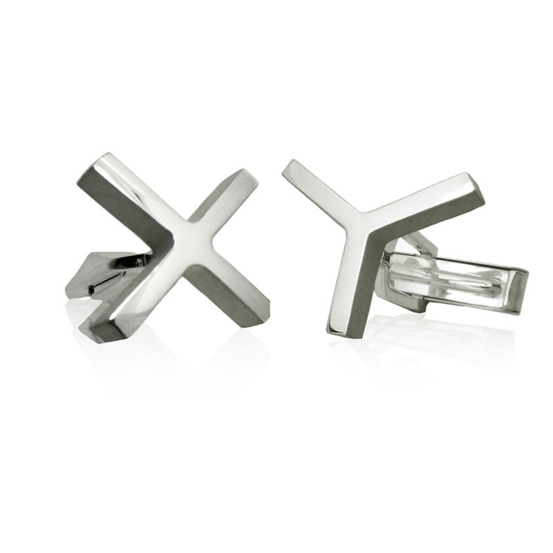 'XY' cufflinks - product images