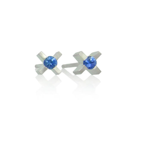 micro,'xx',earrings,with,ceylon,sapphires