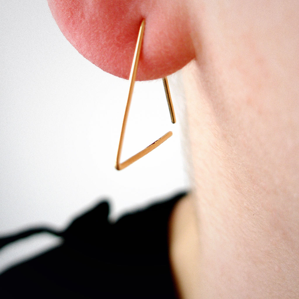 earrings - Triangel - product images  of