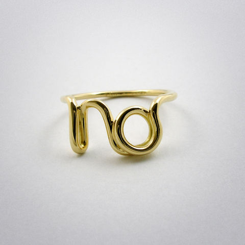ring,-,No,Gold, no, nein, 750, pour toi, Gold, AU