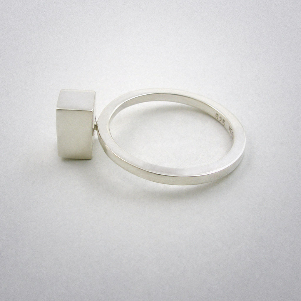 ring - straight three - product images  of