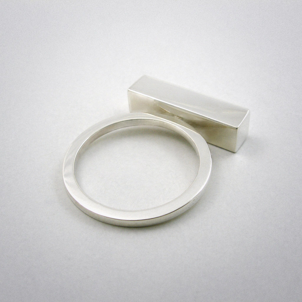 ring - straight six - ag - product images  of