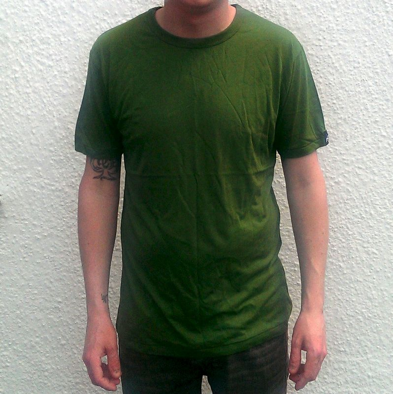 Phase9 Bamboo Trail Tee - Leaf Green - product images  of