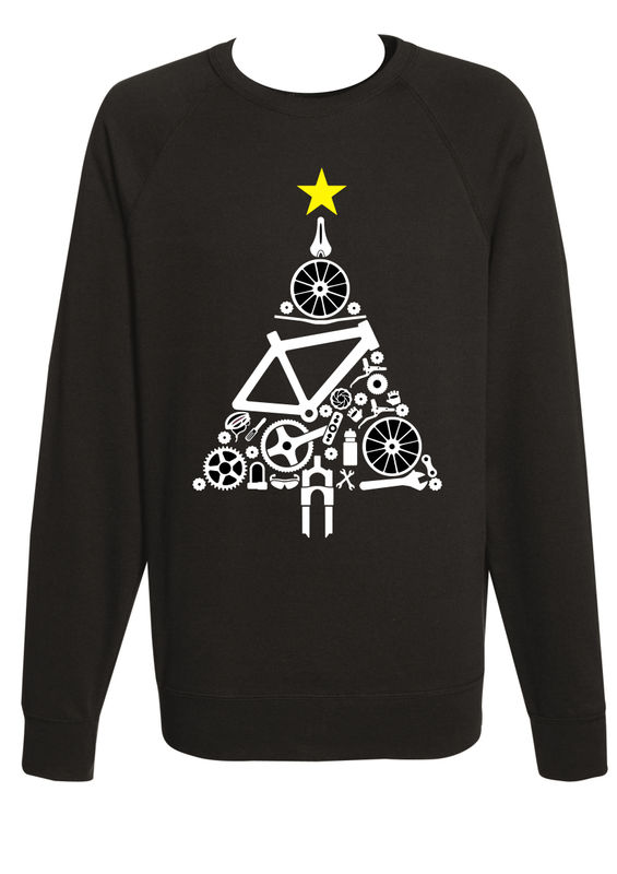 Christmas Tree Jumper Sweatshirt - product images  of