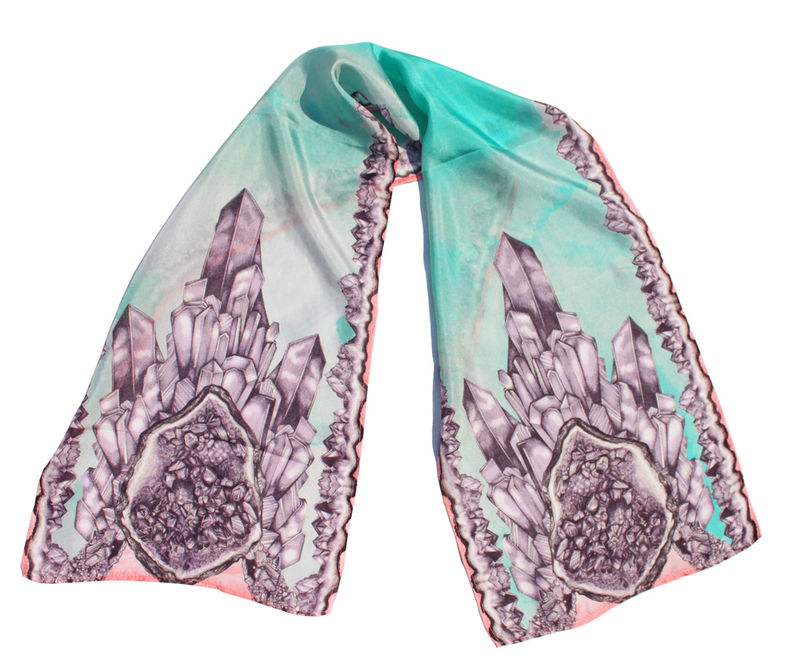 Precious Stones Long Scarf - product images  of