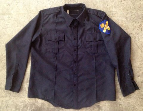 MILITARY,AFRICA,BUTTON,DOWN,vintage, military, button down