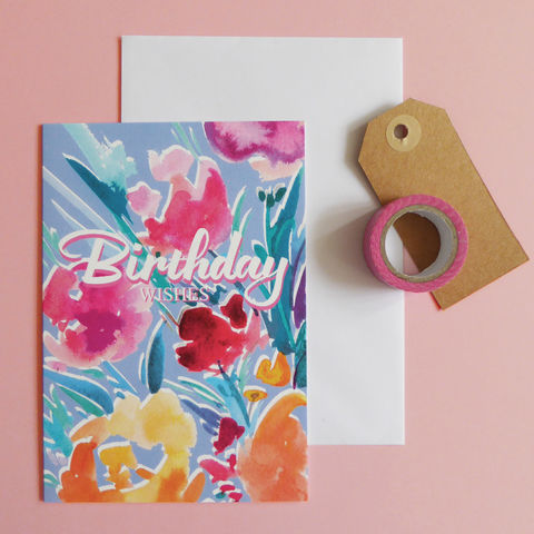 Happy,Birthday,Card