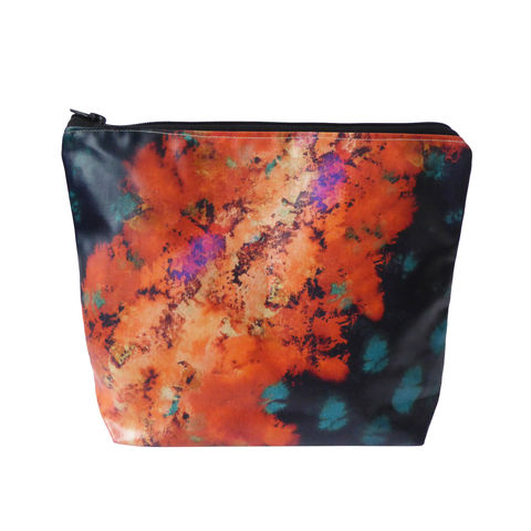 Ingi,Large,Toiletry,Bag,wash bag, travel bag, print design, iceland, style, fashion, bag, waterproof, cosmetic bag