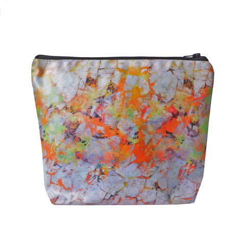 Clara,Large,Toiletry,Bag,wash bag, travel bag, print design, iceland, style, fashion, bag, waterproof, cosmetic bag