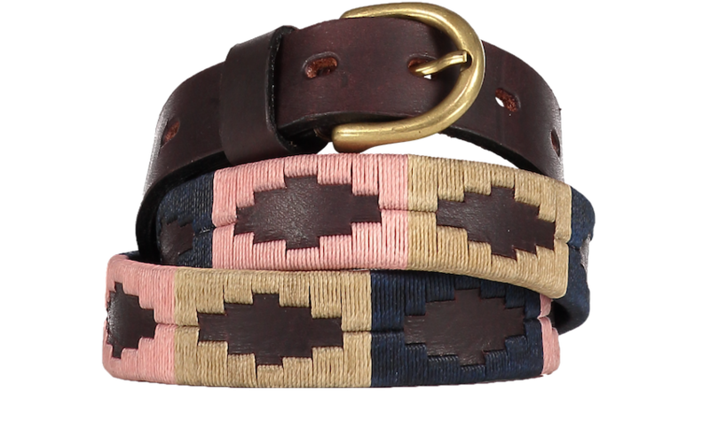 Rosa Fino Polo Belt - product image