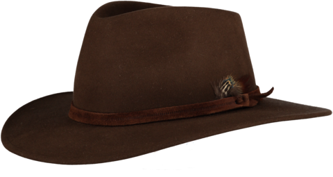 Brown,Fur,Felt,Fedora,Felt Hat, Brown Hat, Waterproof Hat, Argentine Hats, Argentinian Hats, Suede Hats, Leather Hats, Waterproof Hats, Estribos, Estribos Argentina, Polo Belts, Estribos Polo Belts